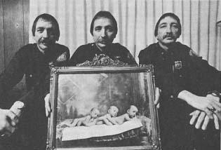 Клоны - тройни, четверни и более