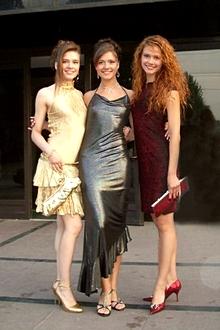 тройняшки выпускницы лицея