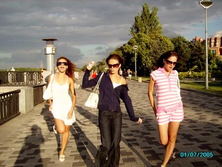 взрослые тройняшки